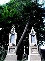 Nagrobki na Starym Cmentarzu w Rzeszowie.JPG