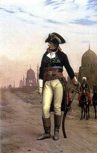 Napoleon-in-Egypt-(1868)-Gerome