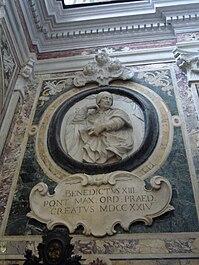 Napoli - s Anna di Palazzo - Benedetto XIII 1060635