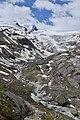 Nationalpark Hohe Tauern - Gletscherweg Innergschlöß - 35 - Schlatenkees und Schlatenbach.jpg