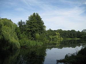 Naturerlebnisraums Ahrensburg.