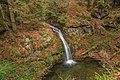 Naturschutzgebiet Gletscherkessel Präg - unterer Prägbach-Wasserfall Bild 2.jpg