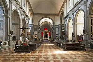 Matteo Bassi - San Francesco della Vigna Venice