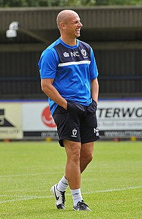 Neil Cox English footballer and manager