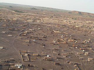 Hodh Ech Chargui Region region of Mauritania