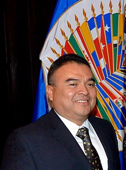 Nestor Mendez OAS Assistant Secretary General