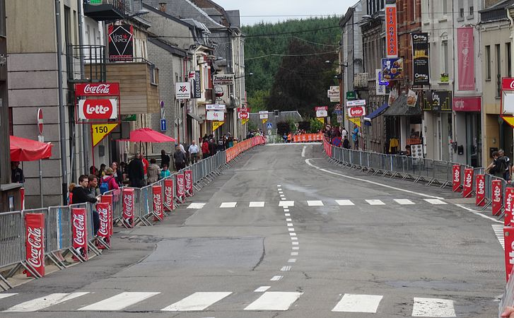 Neufchâteau - Tour de Wallonie, étape 3, 28 juillet 2014, arrivée (C06).JPG