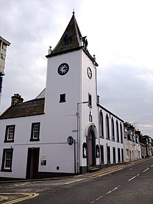 Tolbooth, High Street