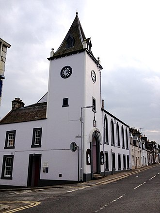New Galloway - Tolbooth, High Street