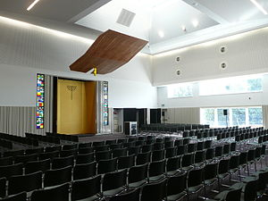 Sternberg Centre - New North London Synagogue, Finchley, London