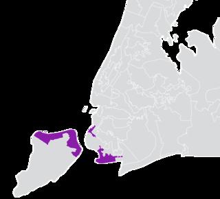 New Yorks 23rd State Senate district American legislative district