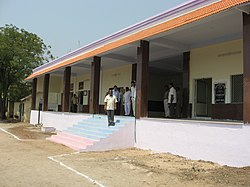 New railway station of Pedakurapadu, Guntur