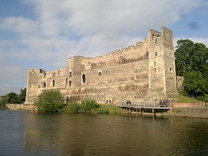 Newark Castle, Nottinghamshire - Image: Newark Castle, 06 2013 (9)