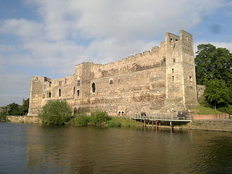 Newark Castle, Nottinghamshire - Image: Newark Castle, 06 2013 (9)