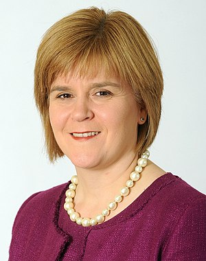 United Kingdom general election, 2015 - Nicola Sturgeon