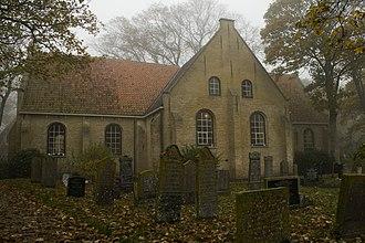Vlieland - Image: Nicolaas Kerk Vlieland