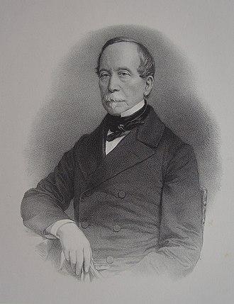 Nicolas Anne Théodule Changarnier - Changarnier in later life.