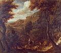 Nicolas de Fassin, Paysage montagneux.jpg