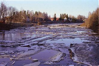 Kyrönjoki - Image: Nikkolansilta