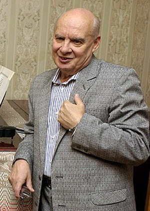 Nikolai Dobronravov - Image: Nikolay Dobronravov