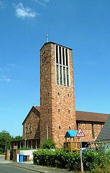St Kilian Aschaffenburg Wikipedia