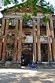 Nimitita Rajbari ruined front facade 07.jpg