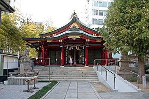 二宮神社(神戸市)