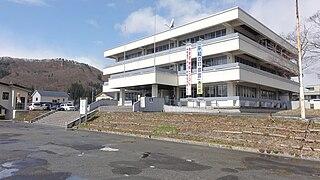 Nishikawa, Yamagata Town in Tōhoku, Japan