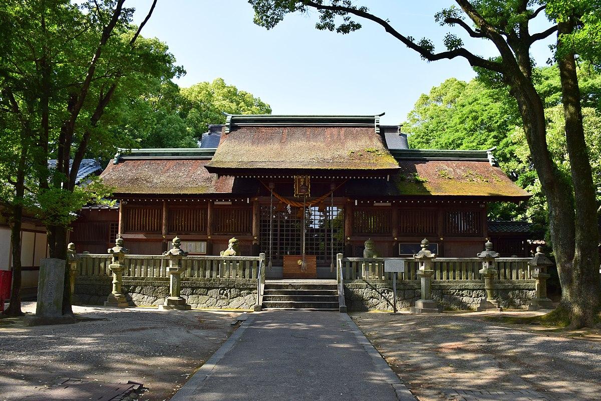 野田八幡宮 - Wikipedia