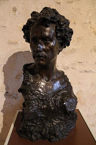 Nogent-le-Rotrou - Town Museum - Félix Charpentier - Camille Gâté.JPG