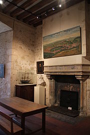 Nogent-le-Rotrou - Town Museum - Old kitchens - 2.JPG