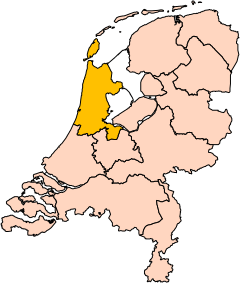Noord-Holland position.svg