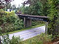 North Carolina Railroad Museum ^ New Hope Valley Railway Oct 2013 Bridge - panoramio.jpg