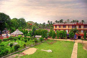 North Lakhimpur College - Academic Building of North Lakhimpur College
