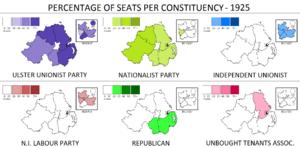 Northern Ireland general election, 1925 - Image: Northern Ireland general election 1925