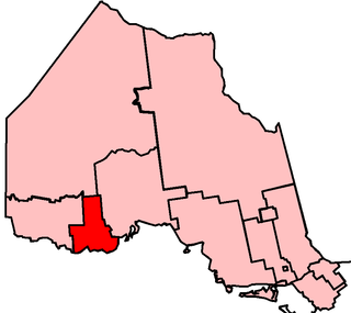 Thunder Bay—Atikokan (provincial electoral district) canadian provincial electoral district