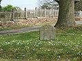 Not a gravestone^ - geograph.org.uk - 420977.jpg