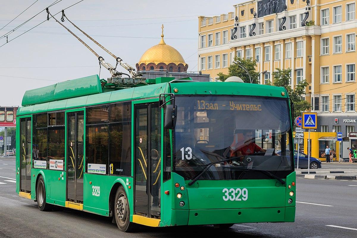 схема движения маршрутов 98,52 в ульяновске