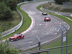 Nürburgring Nordschleife is often open to the ...