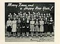OSS Schools and Training Headquarters Staff, 1945 XMAS Card.jpg