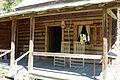 Obediah Barber Homestead, porch, Ware County, GA, US.jpg