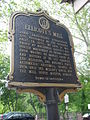 Occoquan, Virginia - Ellicott's Mill sign.jpg