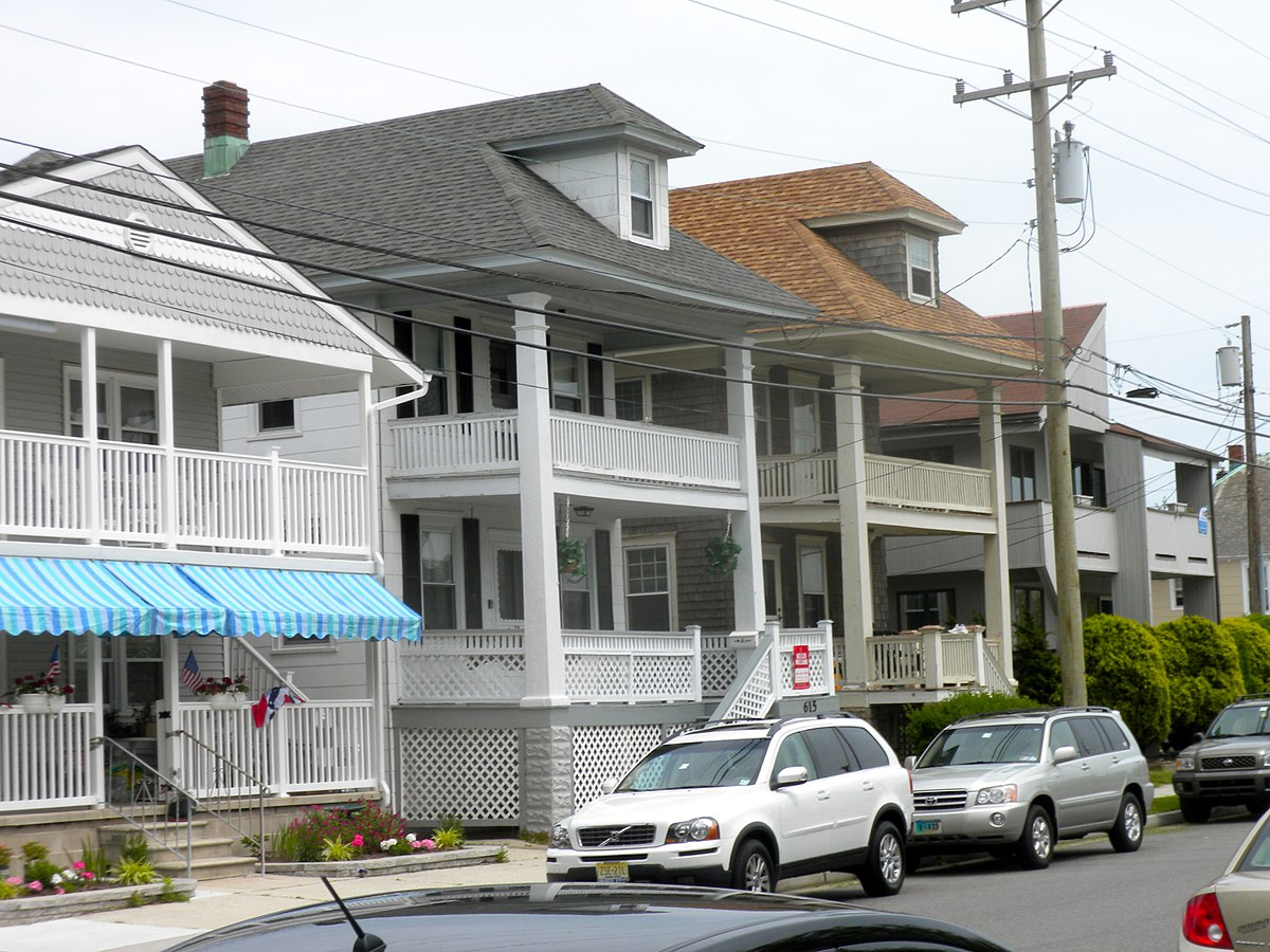 Ocean City Residential Historic District Wikipedia
