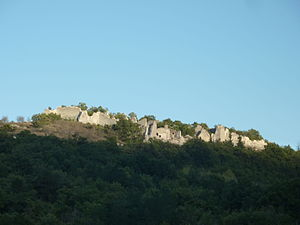 Castle of Ocre - Castle in Ocre