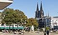 Offenbachplatz, Opernbrunnen und Kölner Dom-3100.jpg