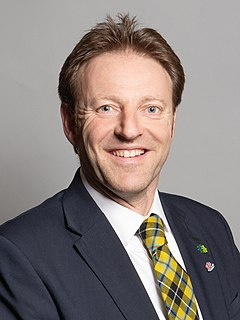 Derek Thomas (politician) British politician