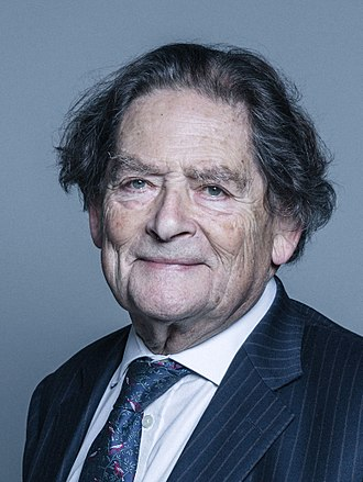 Nigel Lawson - Nigel Lawson in 2018