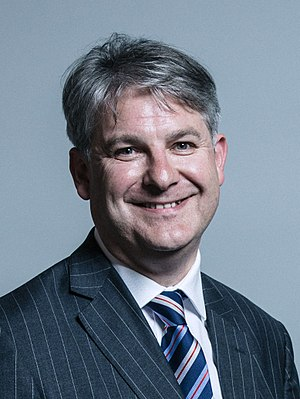 Philip Davies - Image: Official portrait of Philip Davies crop 2