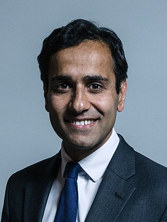 Rehman Chishti - Image: Official portrait of Rehman Chishti crop 2