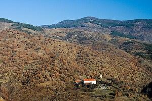 Ograzhden (mountain) - Image: Ograzden IMG 4631